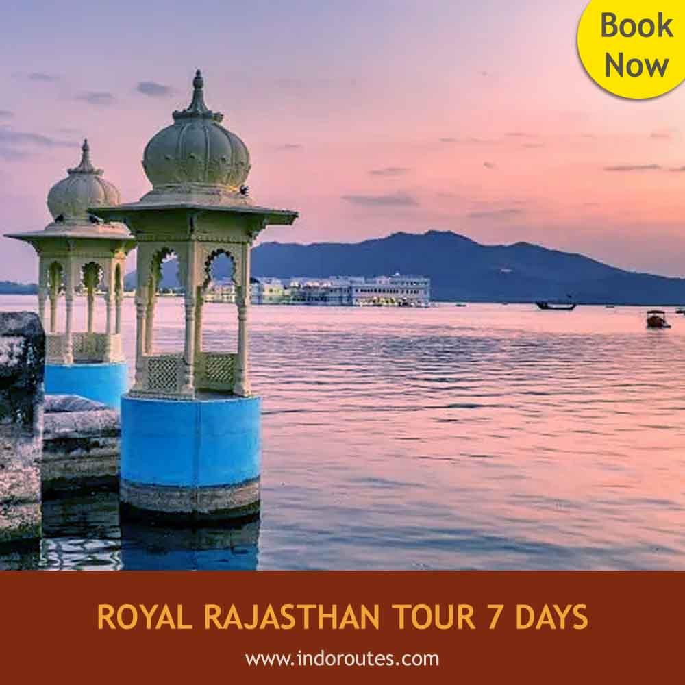 Royal Rajasthan Tour 7 days