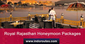 15 Days Royal Rajasthan Honeymoon Tour Package - Rajasthan Honeymoon Special Tour - India