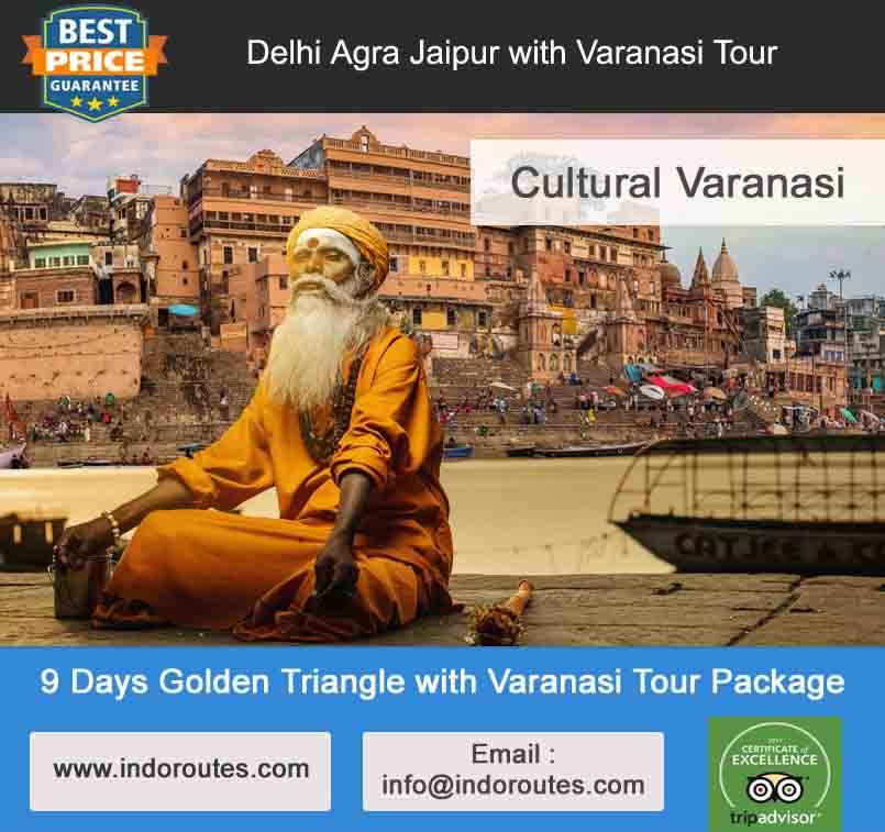 delhi agra jaipur varanasi tour package