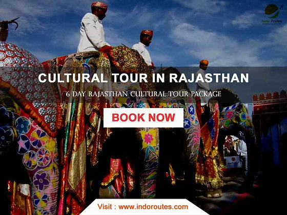 6 Days Rajasthan Cultural Tour