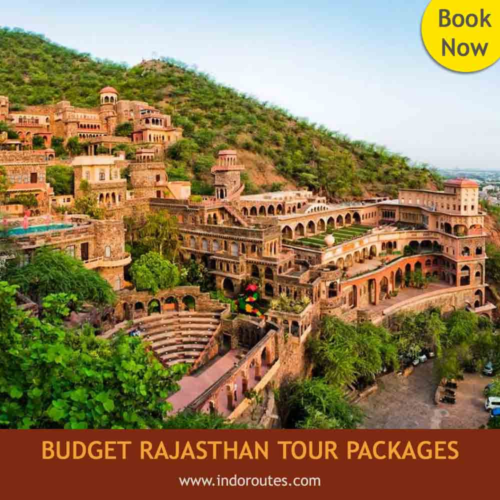 Budget Rajasthan Tour Packages from Jaipur
