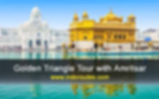 Golden Triangle Tour with Amritsar, Golden Triangle Tour with Amritsar Golden Temple