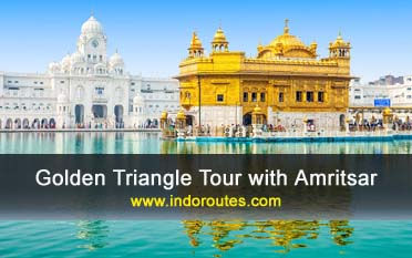 Triángulo de Oro con Amritsar