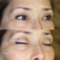Permanent eyeliner by bella ink permanent makeup in Portland Oregon