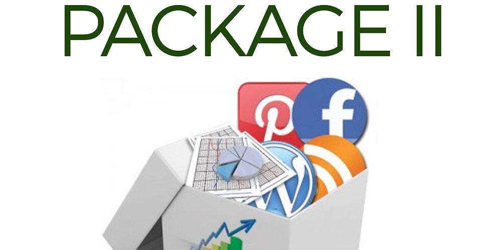 Marketing Package II