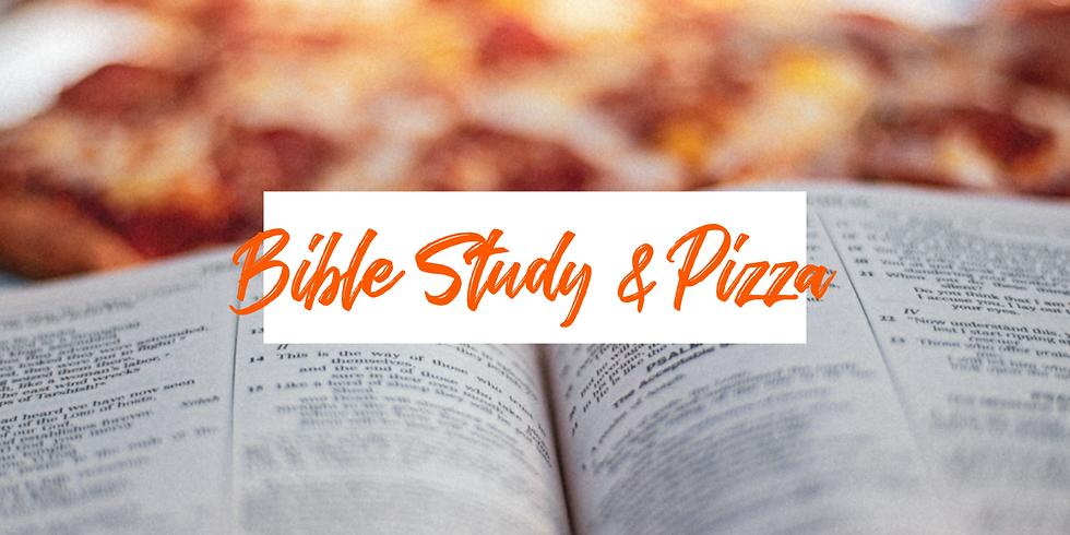Family Bible Study & Pizza