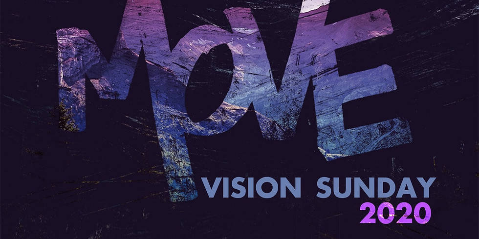VISION SUNDAY CELEBRATION