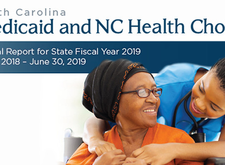 Report Shows Impact of NC Medicaid