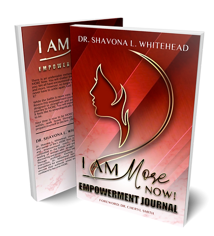 I AM MORE - Empowerment Journal