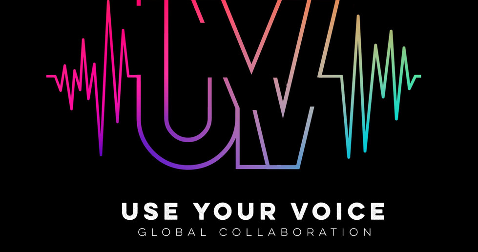 use your voice logo color.jpg