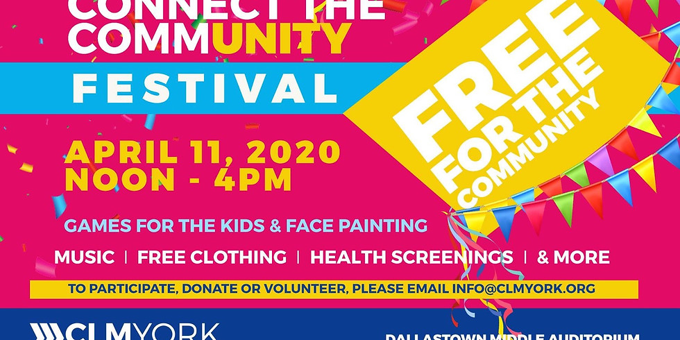 Connect the Community Festival
