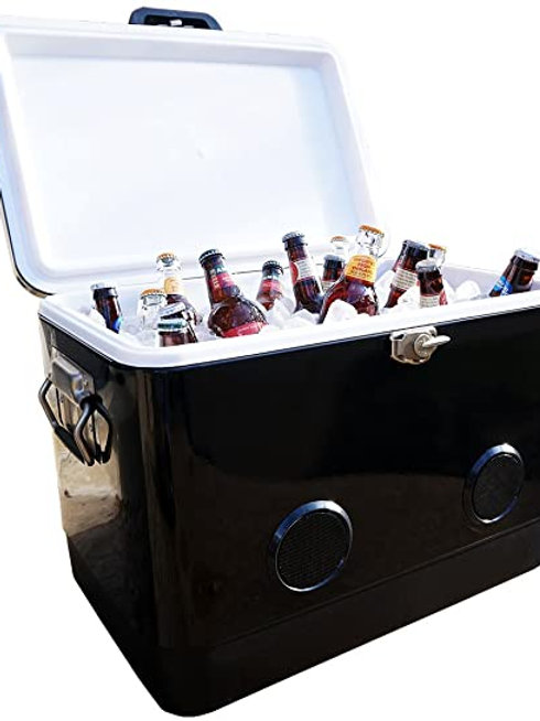 Cooler with Ice