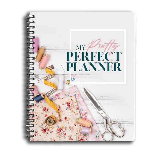 My Pretty Perfect Planner PDF Download
