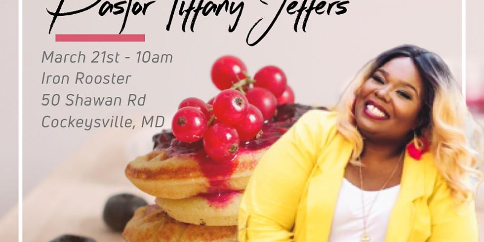 Breakfast with Pastor Tiffany Jeffers