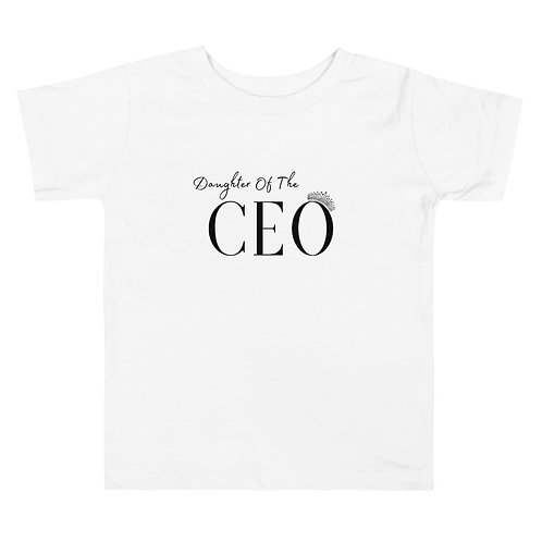 Daughter of CEO (Toddler)