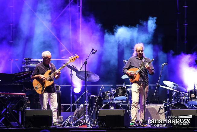 Festival Jazz sábado plaza Los Alisios 2