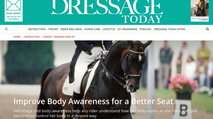 Article in Dressage Today Written By Dave Thind