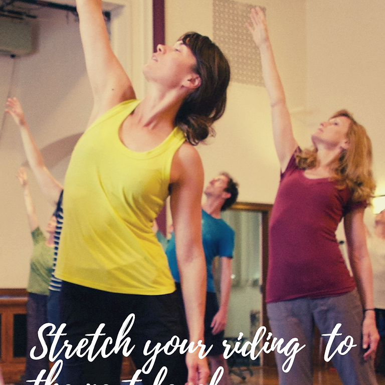 Stretch Your Riding to the Next Level. It's Within Your Reach!