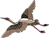 Haftowane Ptak