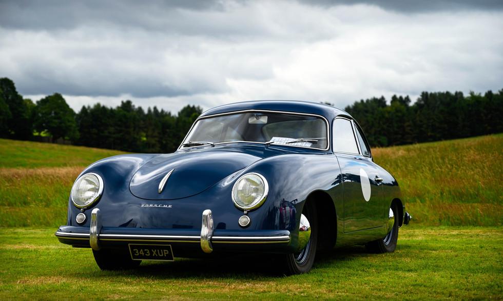 1953 Reutter Porsche 356 Pre-A