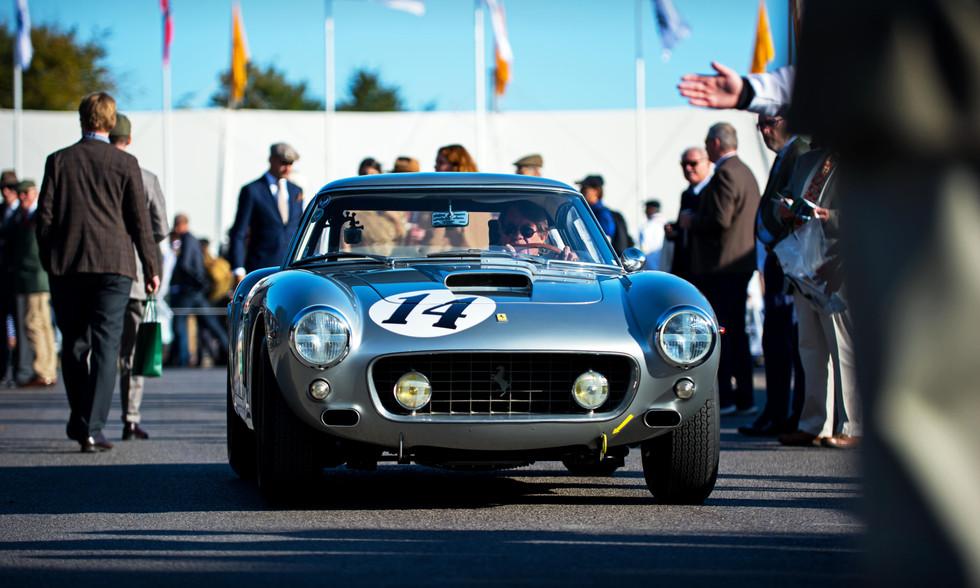 Racing Team Holland & John Hugenholtz' 1961 Ferrari 250 GT SWB/C