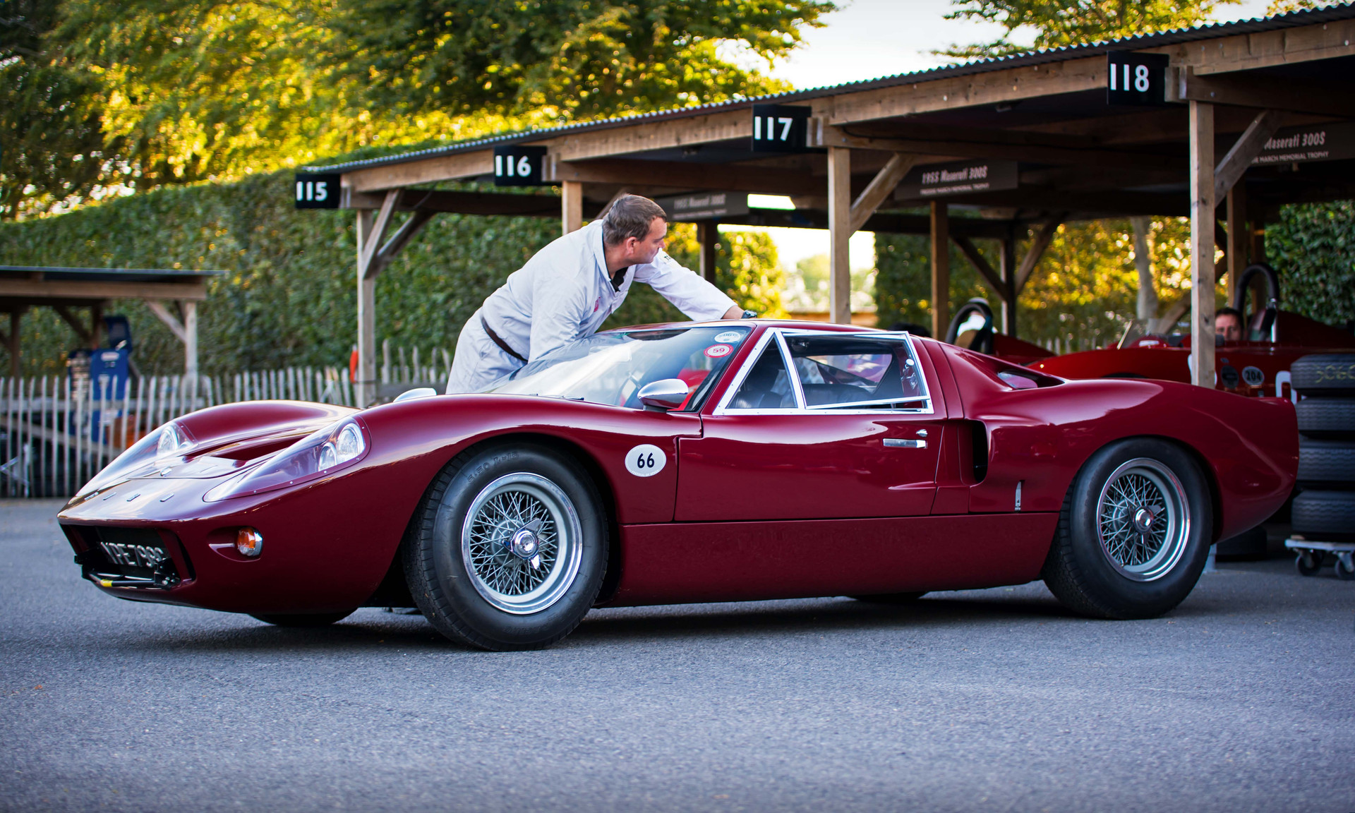 Ford GT40 MkIII Road Car