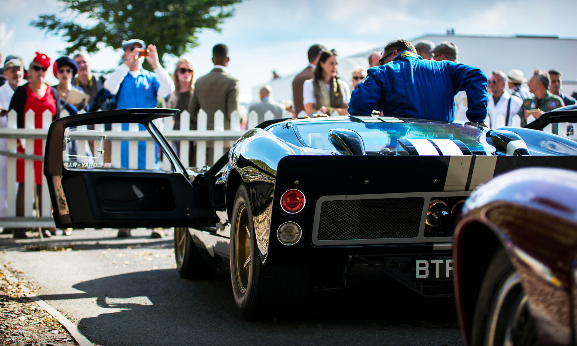 Ford GT40 Pace Car