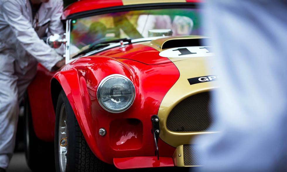 Grahame & Oliver Bryant's 1964 AC Cobra
