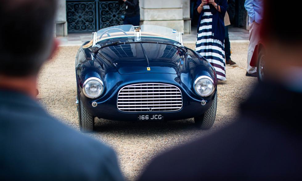 1950 Ferrari 166MM Barchetta