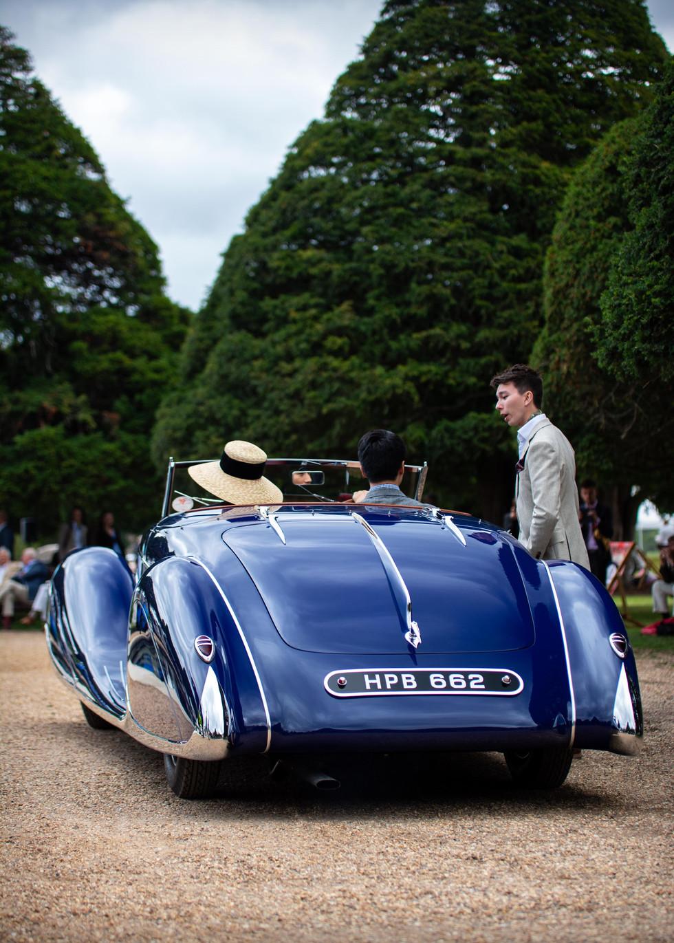 Coxinga Widjojo's 1938 Bugatti Type 57