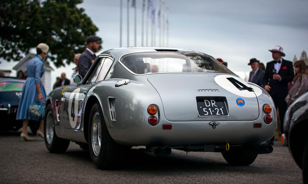 1961 Ferrari 250 GT SWB/C