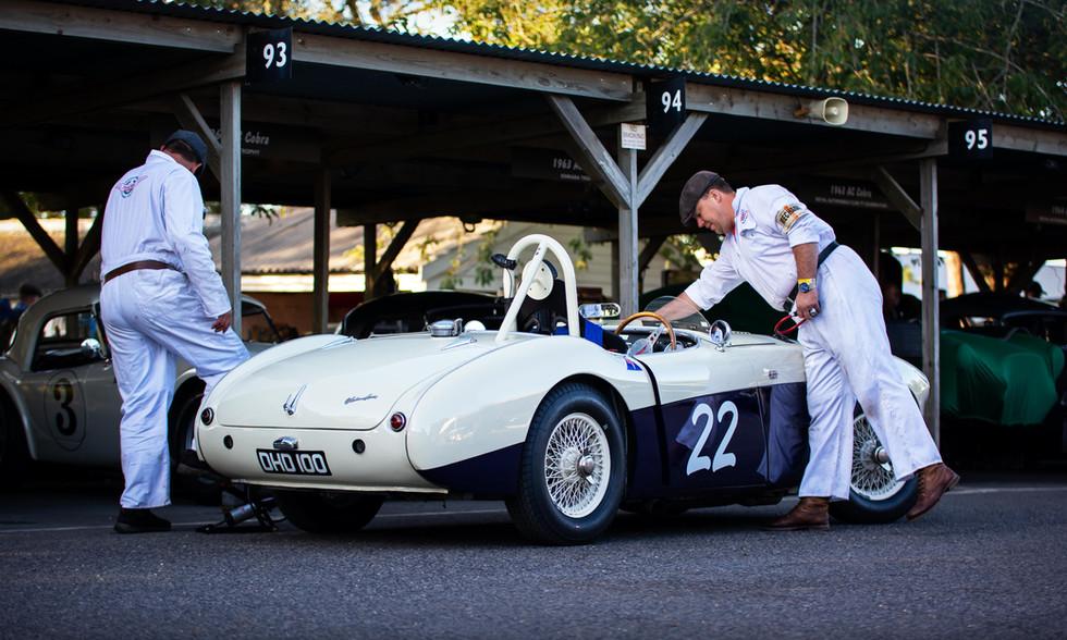 1955 Austin Healey 100S
