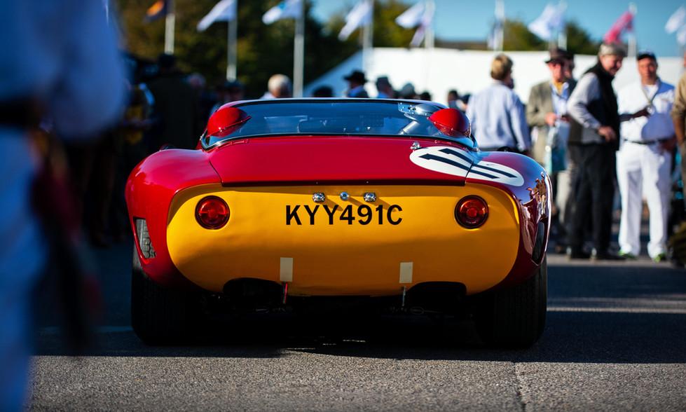 1966 Bizzarrini 5300 GT