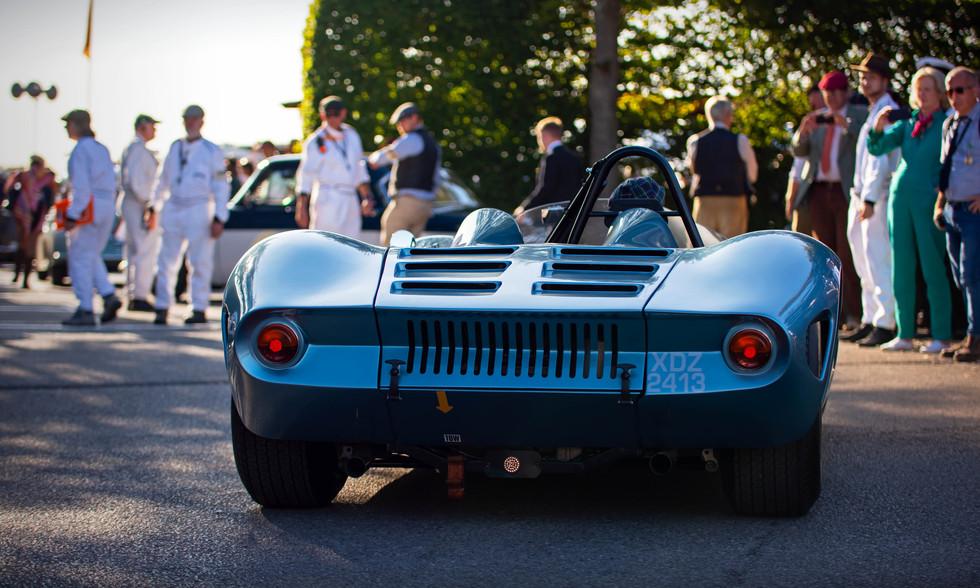 1966 Bizzarrini-Chevrolet P538