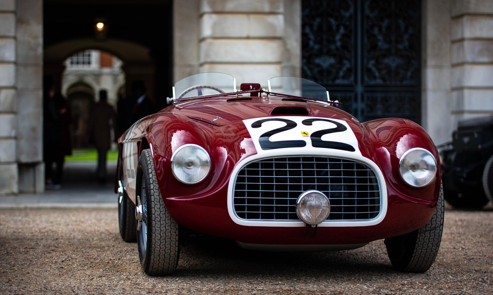 1949 Ferrari 166MM Barchetta