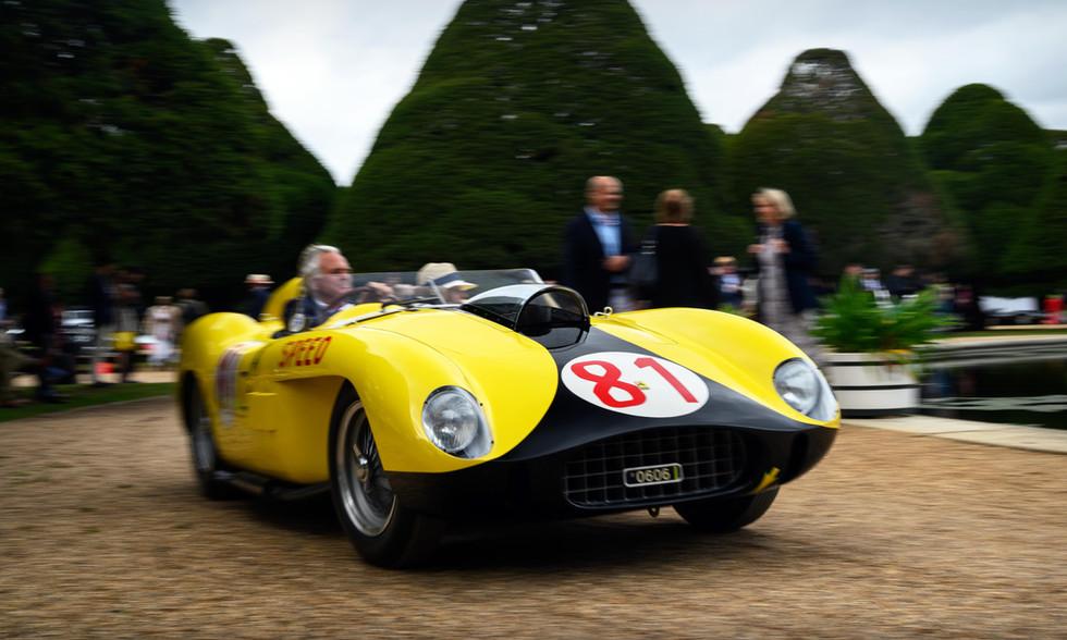 Michael & Barbara Malone's 1959 Ferrari 250 TR