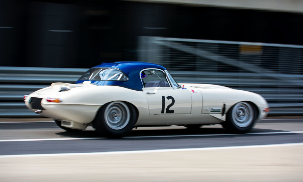 Richard Kent's 1962 Jaguar E-Type