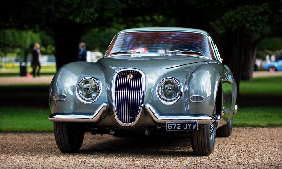 1954 Jagaur XK120 Pininfarina Coupe