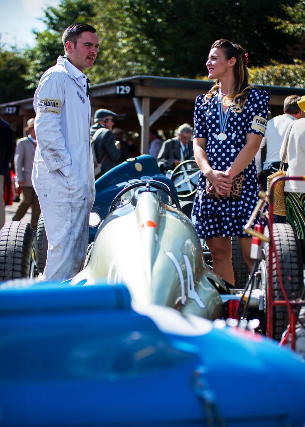 Duncan Rickett's 1938 ERA E-Type GP1