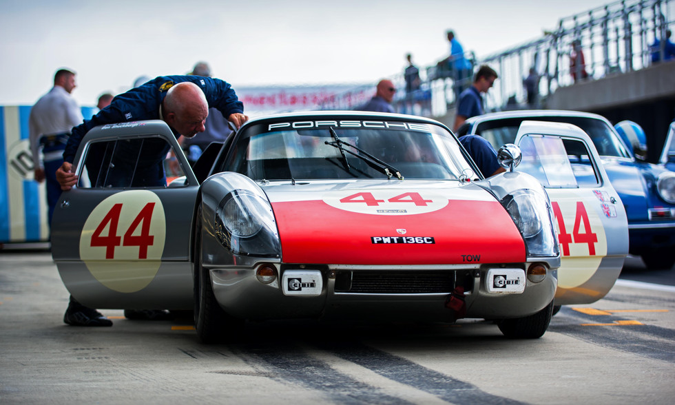 David Clark's 1964 Porsche 904/6