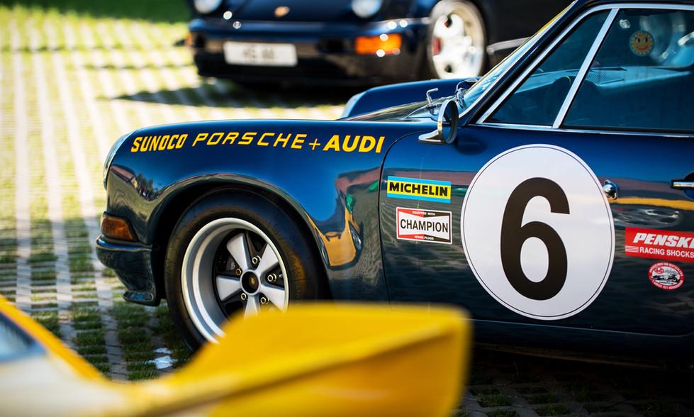 1973 Porsche 911 3.8 RSR