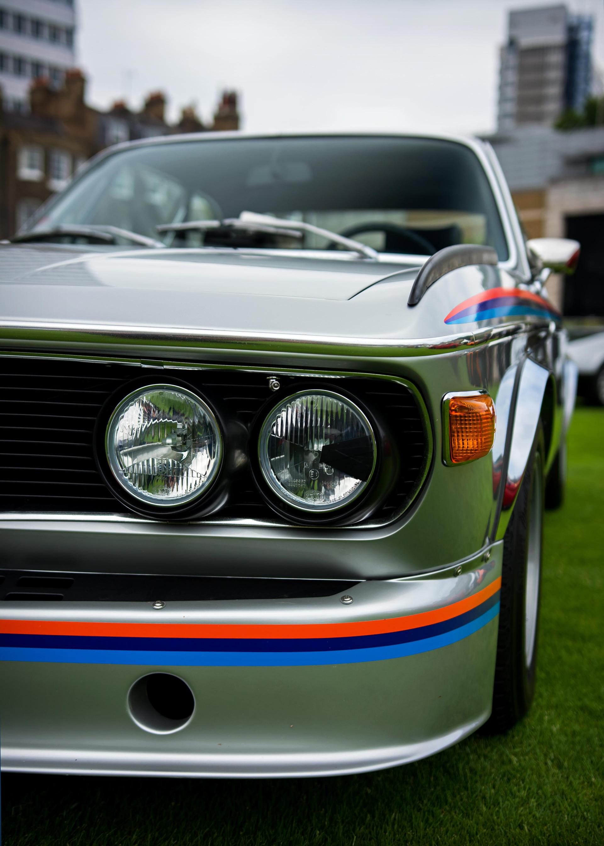1973 BMW 3.0 CSL Batmobile