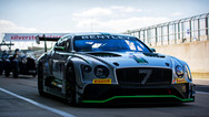 continental gt3 at silverstone