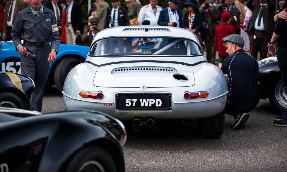 Jon Minshaw & Phil Keen's 1965 Jaguar E-Type