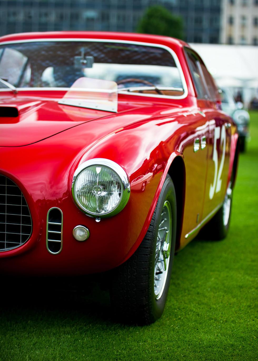 1952 Ferrari 212 225 Vignale Inter