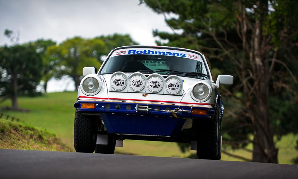 Rothmans Racing Porsche 911 Safari tribute