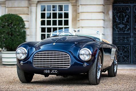 Clive Beecham's 1950 Ferrari 166 MM Barc
