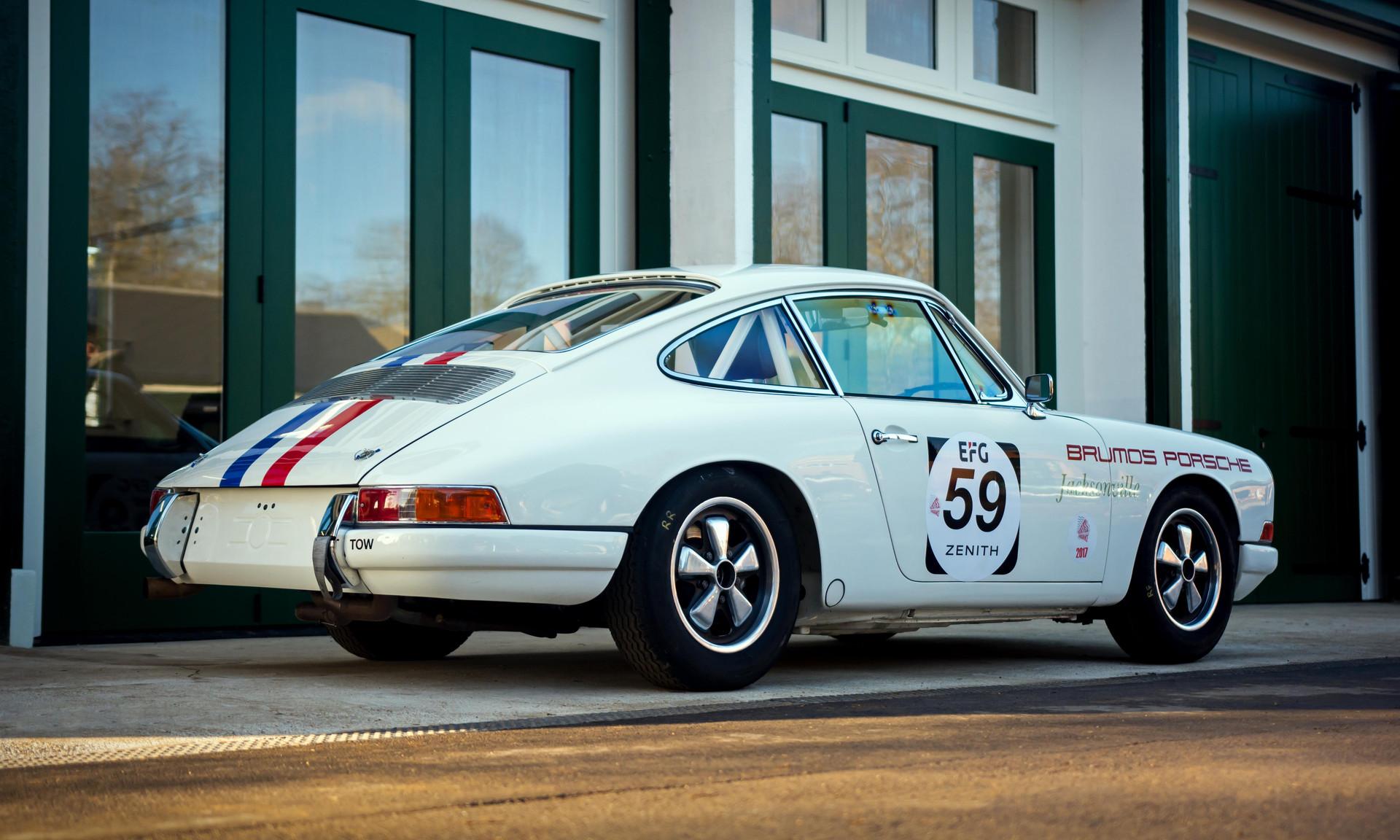Brumos Porsche 911