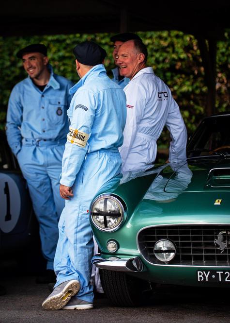 Chris Evans & Ian Livingstone's 1962 Fer