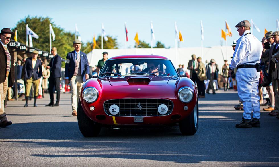 Benno Allemann's 1960 Ferrari 250 GT SWB